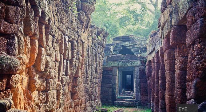 Fotoreportage der Tempelanlagen von Angkor in Kambodscha