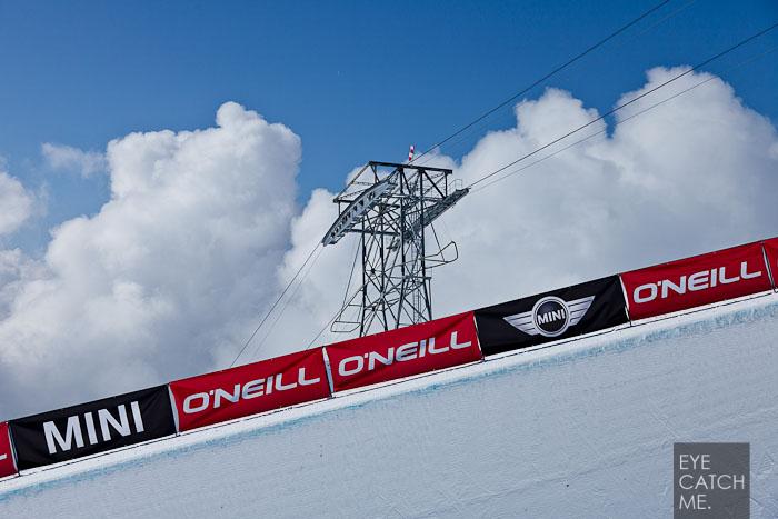 Foto der letzten Stüze am Nebelhorn, vom Fotografen aus Köln