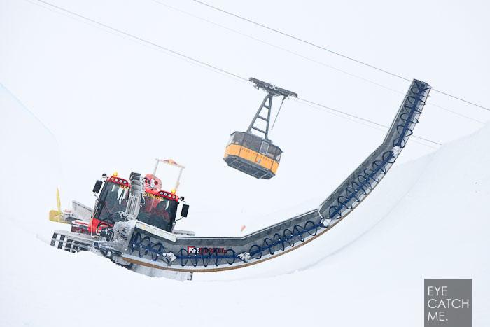 Fotograf Eyecatchme hat dises Foto am Nebelhorn gemacht, es zeigt gut die Ausmaße des Shapegeräts Pipemaster22