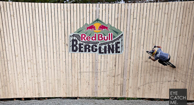 Event Fotoreportage Red Bull Berg Line in Winterberg
