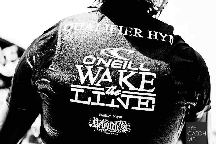 Die Fotoreportage vom Sport Fotograf EYECATCHME. zeigt das Wake The Line Event im Kölner Stadionbaad