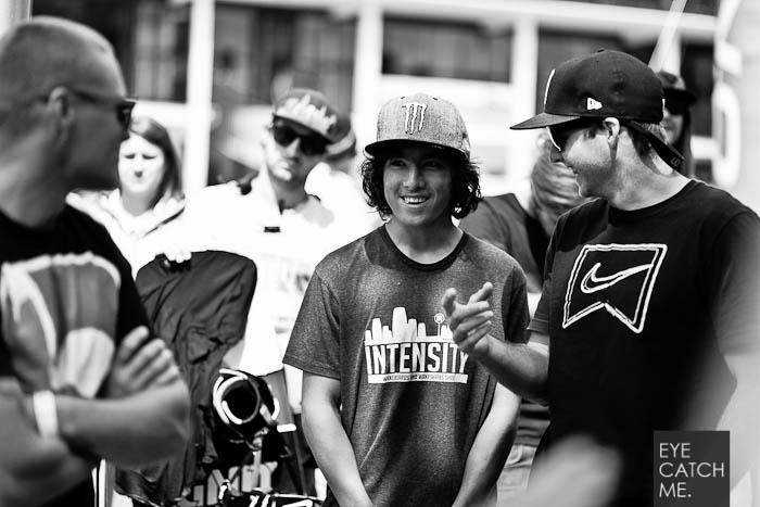 neben spektakulären Sport Fotos hat der People Fotograf aus Köln auch die Teilnehmer des Events fotografiert.