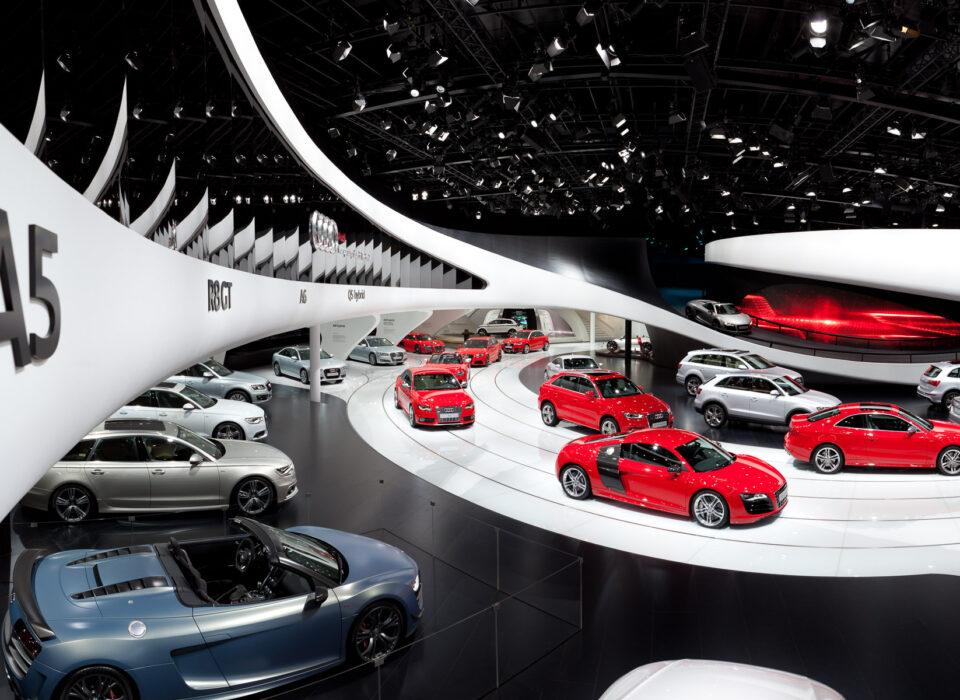 Audi – Messe Frankfurt