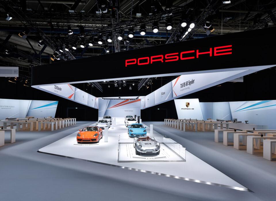 Porsche Hauptversammlung