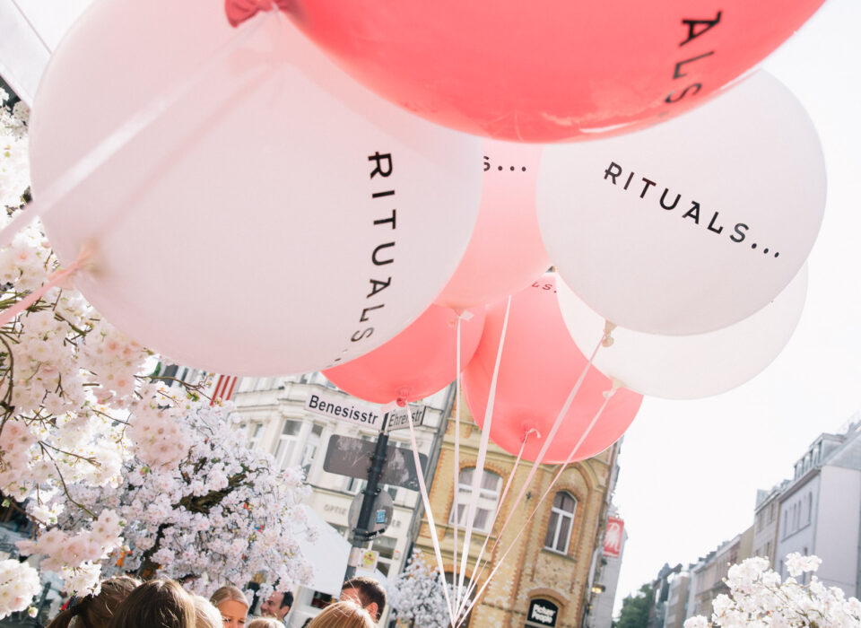 Rituals Flagship Store – Opening