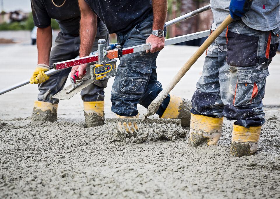 Baustellen Dokumentation in NRW