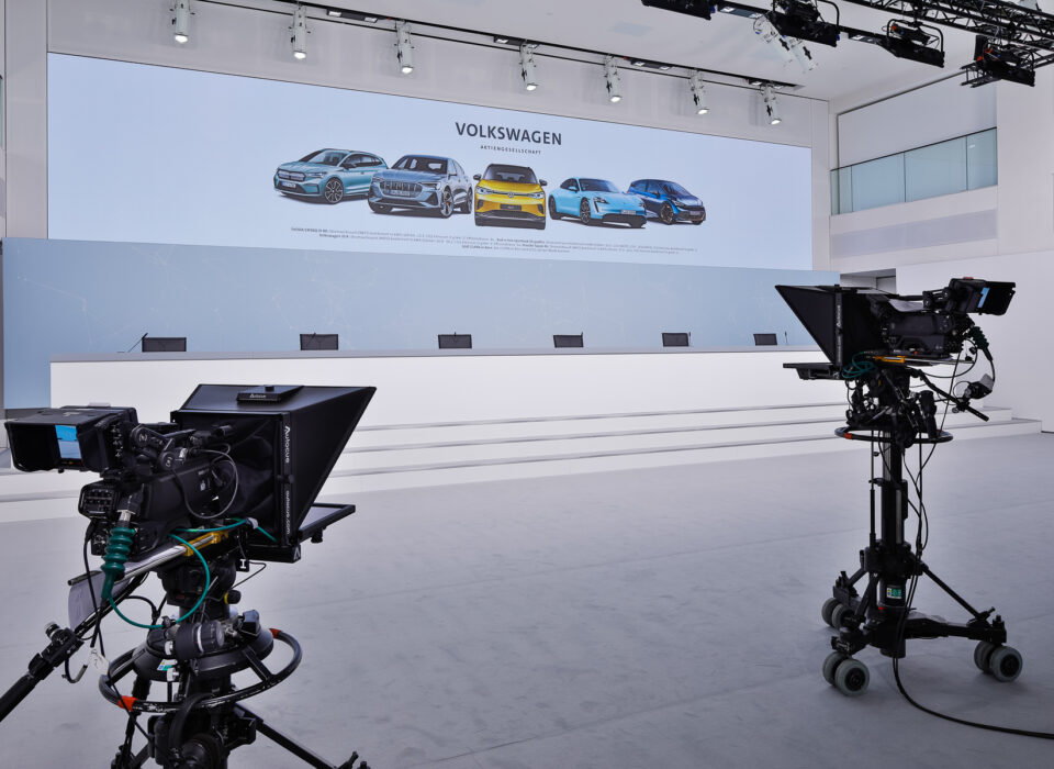 Virtuelle Hauptversammlung -Volkswagen AG